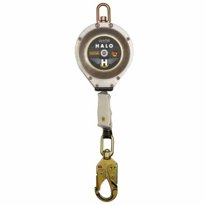 Guardian 10909 Halo Web Self-Retracting Lifeline, 20 Ft.