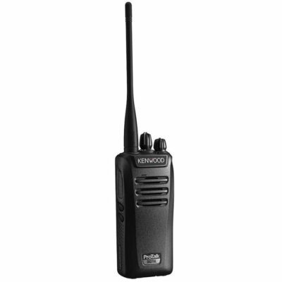 Kenwood NX-240V16P/340U16P Digital 2-Way Radio