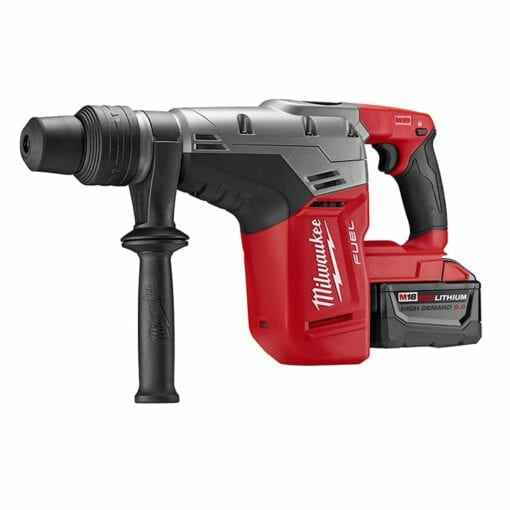 """M18 FUEL™ 1-9/16"""" SDS MaxRotary Hammer (front view)"""