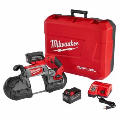 Milwaukee 2729-22HD M18 FUEL™ High Demand Band Saw Kit