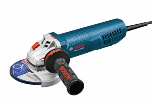 """Bosch GWS13-50VSP 5"""" Angle Grinder Variable Speed w Paddle Switch 1"""