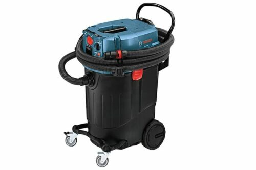 Bosch VAC140AH 14-Gal Dust Extractor w/ Auto Filter Clean and HEPA Filter 1
