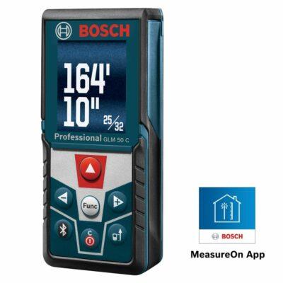 Bosch GLM 50 C 165 Ft. Laser Measure