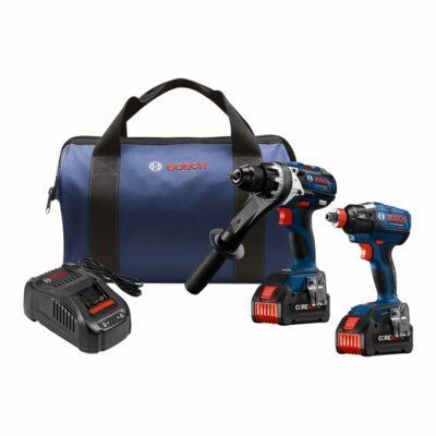 Bosch GXL18V-225B24 18 V 2-Tool Combo Kit