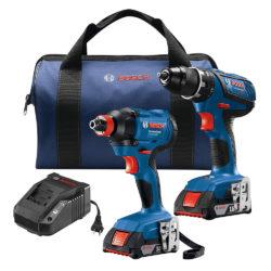 Bosch GXL18V-232B22 18V 2-Tool Combo Kit