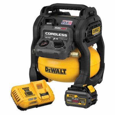 DeWALT DCC2560T1 FLEXVOLT Cordless Air Compressor Kit
