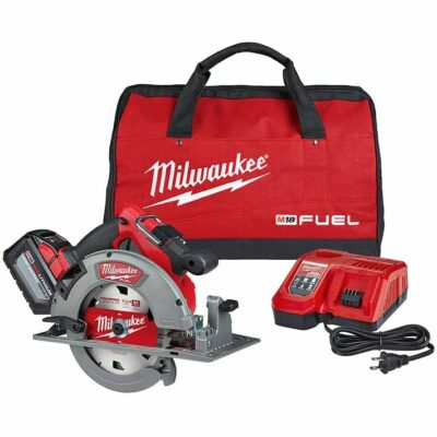 Milwaukee 2732-21HD M18 FUEL Circular Saw Kit, 12.0 Ah