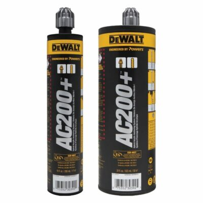 Dewalt PFC1271050 AC200+ 10 oz. and 28 oz. cartridges
