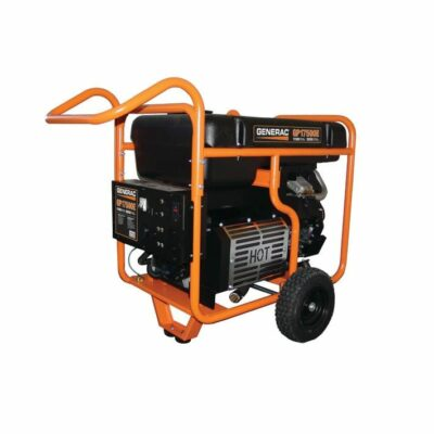 Generac 5735 -GP17500E 17,500 Watt Electric Start Portable Generator, 49 State
