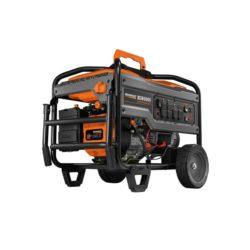 Generac 6825 - XC6500E 6,500 Watt Portable Generator, Electric Start, 49-State/CSA