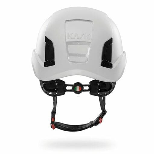 Kask Zenith Dielectric Hard Hat (back view)