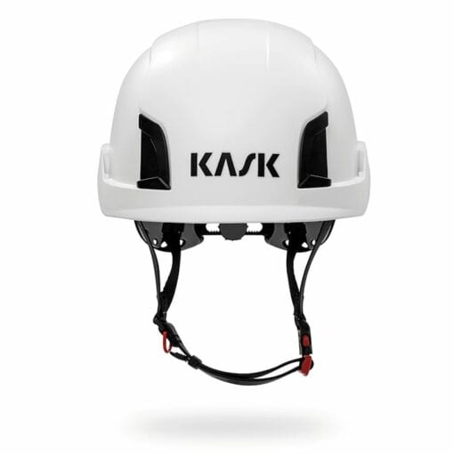 Kask Zenith Dielectric Hard Hat (front view)