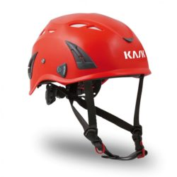 Kask Superplasma HD Ventilated Hard Hat, Red