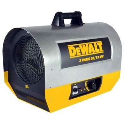 DeWALT DXH2003TS 13/20 kW Forced Air Electric Construction Heater