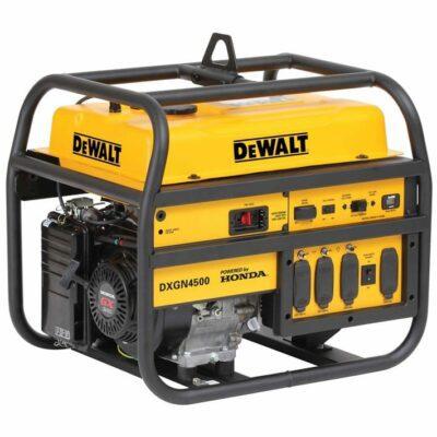 DeWALT PD422MHI005 4,200 Watt Portable Generator, 50-State/CSA