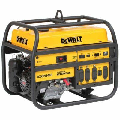 DeWALT PD532MHI005 5,300 Watt Portable Generator, 50-State/CSA