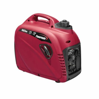 Powermate 2200i 2,200 Watt Inverter Portable Generator, 50 State/CSA