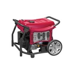 Powermate CX6500E 6,500 Watt Electric Start Portable Generator