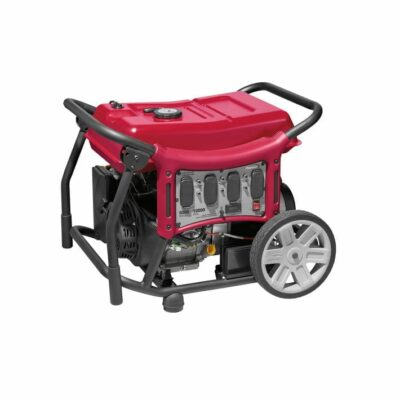 Powermate CX8000E Electric Start 800 Watt Portable Generator, 49 State