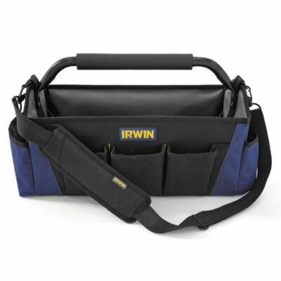 "Irwin 1996704 18"" Soft Sided Tool Tote Bag"