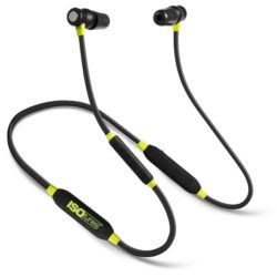 ISOtunes IT-02 XTRA Bluetooth Noise-Isolating Earbuds