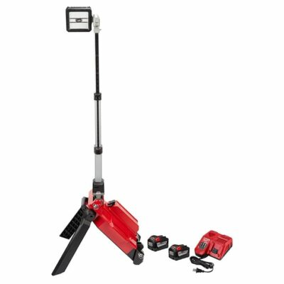 Milwaukee 2120-22HD M18™ ROCKET Dual Pack Tower Light w/One Key