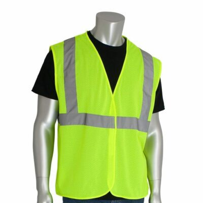 PIP 302-MVG-LY Value Mesh Vest, Yellow