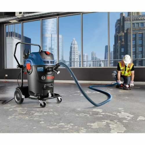 Bosch GAS20-17AH 17-Gallon 300-CFM Dust Extractor Vac (action view)