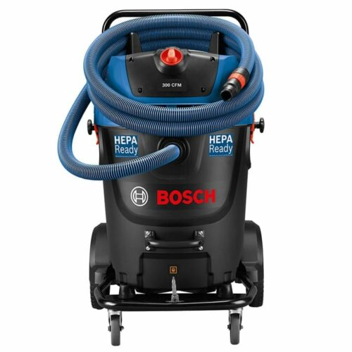 Bosch GAS20-17AH 17-Gallon 300-CFM Dust Extractor Vac with Auto Filter Clean and HEPA Filter 1