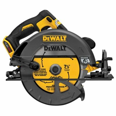 DeWALT DCS575B FLEXVOLT® 60V MAX* 7-1/4 in. Circular Saw w/Brake
