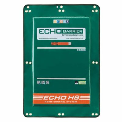 Echo Barrier H9™ Portable Acoustic Barrier EBH9G