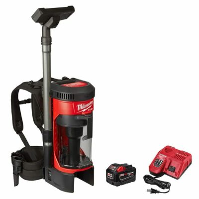 Milwaukee 0885-21HD M18 FUEL™ 3-in-1 Backpack Vacuum Kit