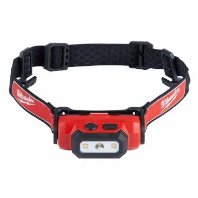 Milwaukee 2111-21 USB Rechargeable Hard Hat Headlamp