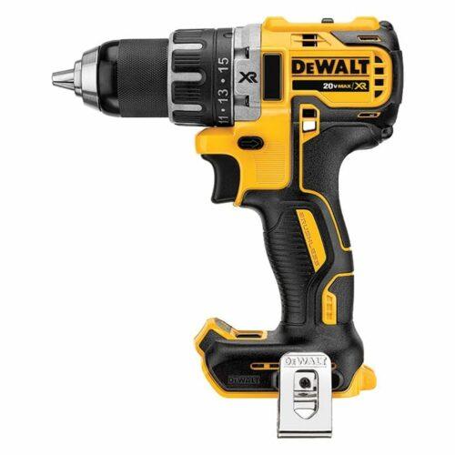 DeWALT DCD791B 20V MAX* XR® Li-Ion Brushless Compact Drill/Driver