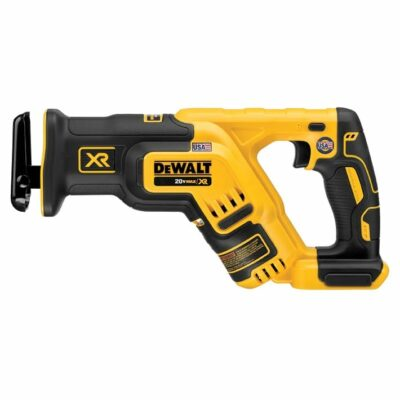 DeWALT DCS367B 20V MAX* XR® Brushless Compact Reciprocating Saw