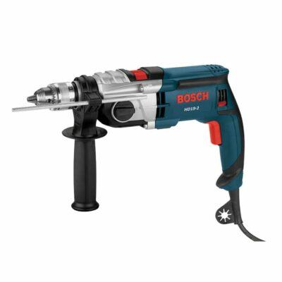 "Bosch HD19-2 Two-Speed Hammer Drill, 1/2"""