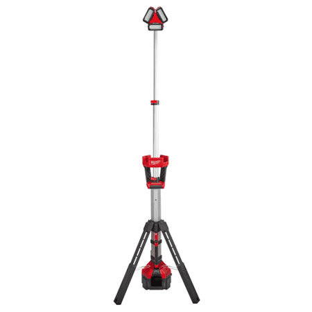 Milwaukee 2135-21HD M18 ROCKET LED Tower Light / Charger Kit