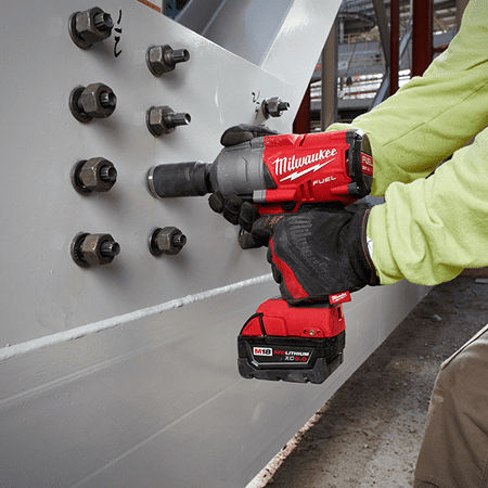 Milwaukee 2767-20 M18 FUEL High Torque 1/2 Impact Wrench with Friction Ring (Bare Tool) 4