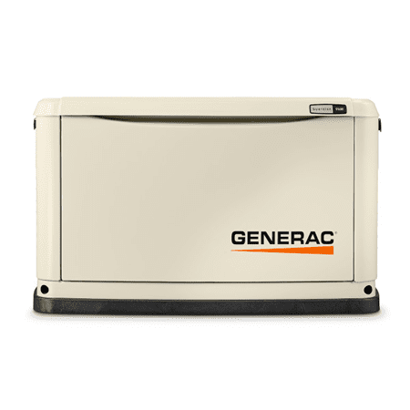 Generac 7030 Guardian 9kW (LP) / 8kW (NG) Air-Cooled Standby Generator with  Automatic 16-Circuit LC NEMA3 Transfer Switch w/ Wi-Fi - Tool Authority