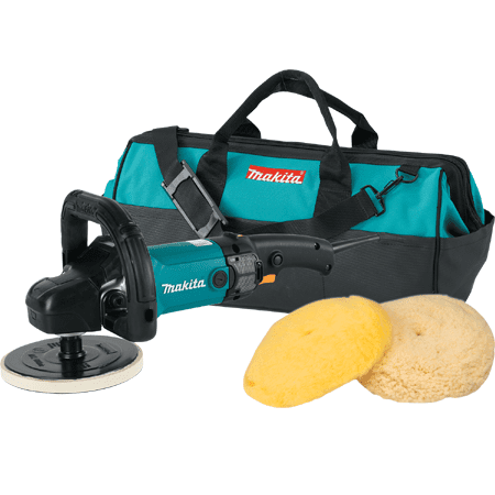 Makita 9237CX3 7 Electronic Sander / Polisher Kit
