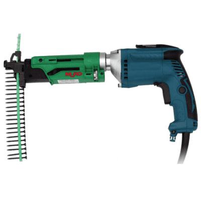 Muro CH7241MK25 Easy Driver Screw Gun Kit - Makita FS4200