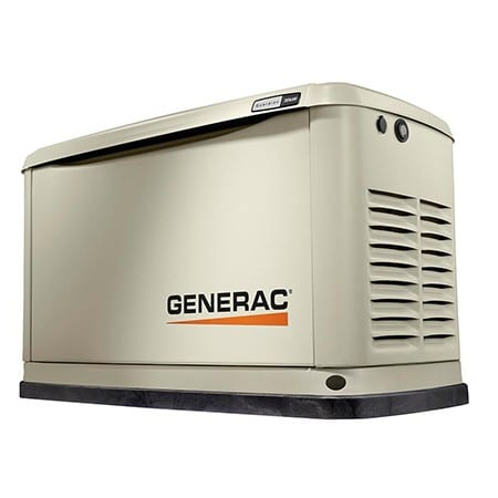 Generac 7038 Guardian 20kW (LP) / 20kW (NG) Air-Cooled Standby Generator w/ Wi-Fi