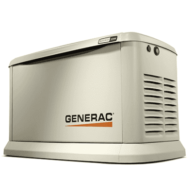Generac 7042 Guardian 22kW (LP) / 19.5kW (NG) Air-Cooled Standby Generator w/ Wi-Fi