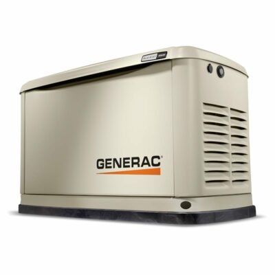 Generac 7077 Guardian 20kW (LP) / 17kW (NG) Air-Cooled Standby Generator