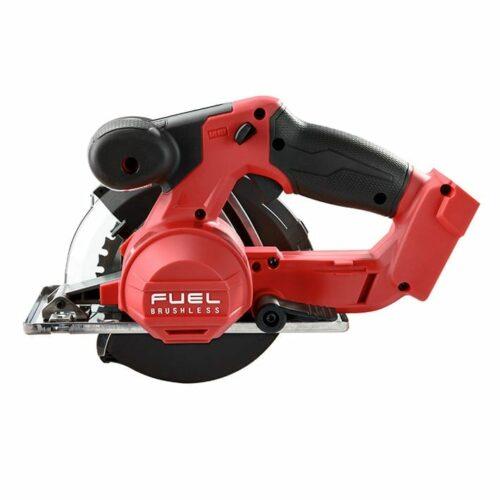 Milwaukee 2782-20 M18 FUEL™ Metal Cutting Circular Saw (Tool Only) (side)