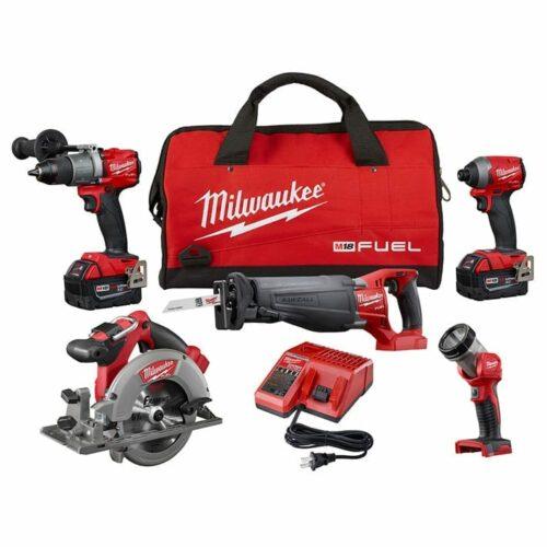 Milwaukee 2997-25 M18 FUEL™ 5-Tool Combo Kit