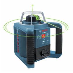 Bosch GRL300HVG Self-Leveling Green Rotary Laser