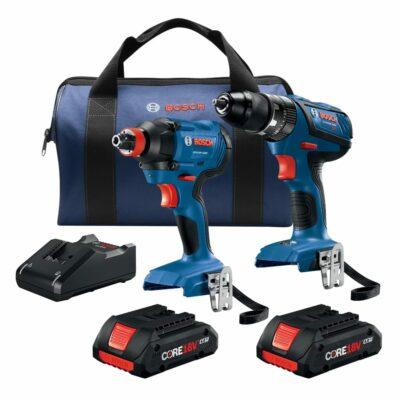 Bosch GXL18V-239B25 18V 2-Tool Combo Kit