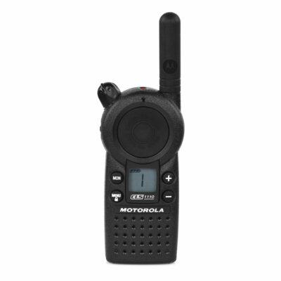 Motorola CLS1110 Two-Way UHF Radio