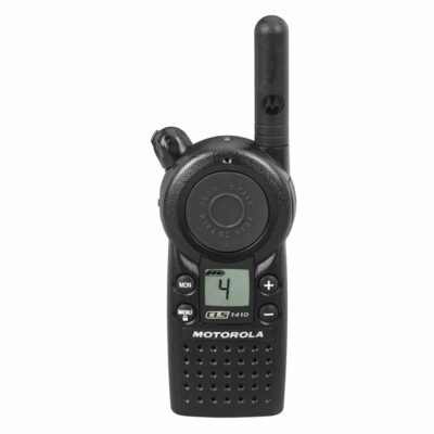Motorola CLS1410 Two-Way UHF Radio
